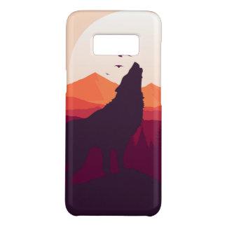 オオカミのSamsungの銀河系S8、やっとそこに電話箱 Case-Mate Samsung Galaxy S8ケース