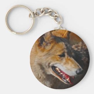 オオカミは私達です キーホルダー