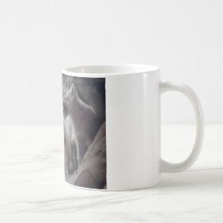 オオカミ子犬 コーヒーマグカップ