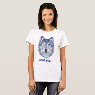 オオカミ王 Tシャツ
