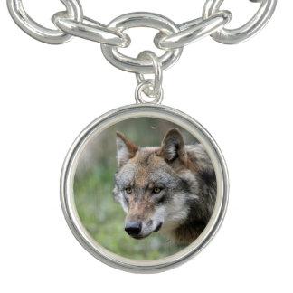 オオカミ001 チャームブレス