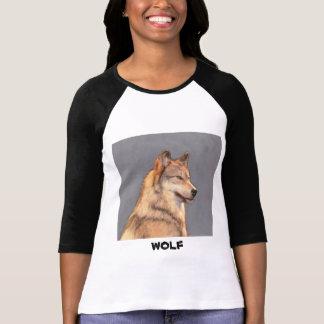オオカミ2 Tシャツ