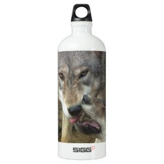 オオカミ ウォーターボトル