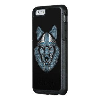 オオカミ オッターボックスiPhone 6/6Sケース