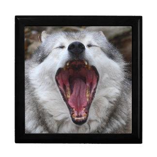 オオカミ ギフトボックス