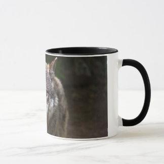 オオカミ マグカップ