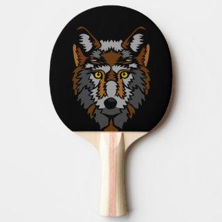 オオカミ 卓球ラケット