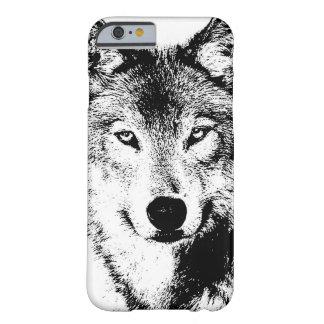オオカミ BARELY THERE iPhone 6 ケース