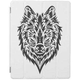 オオカミ iPadスマートカバー