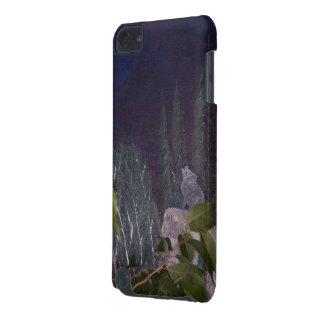 オオカミ iPod TOUCH 5G ケース