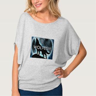 オオカミ!!! Tシャツ