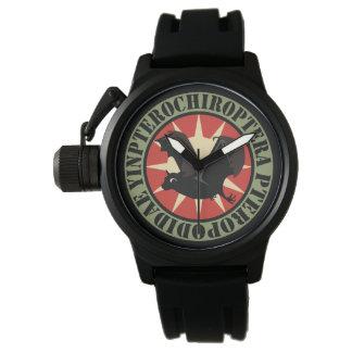 オオコウモリ 腕時計