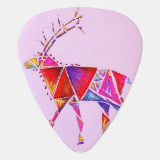 オオシカのアートなギターpic ギターピック