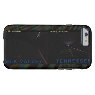 オオシカの谷のテネシー州I75夜稲妻 ケース