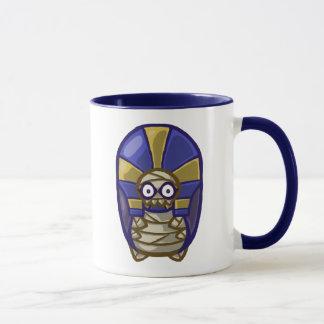 オオタマオシコガネのカブトムシのマグ マグカップ