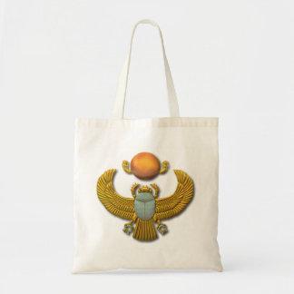 オオタマオシコガネ金ゴールド トートバッグ