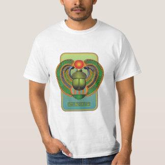 オオタマオシコガネ-よく幸せな生命 Tシャツ