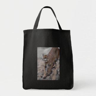 オオヤマネコの石の登山 トートバッグ