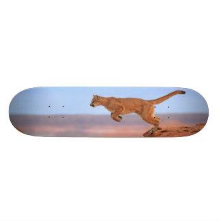 オオヤマネコ 19.7CM スケートボードデッキ