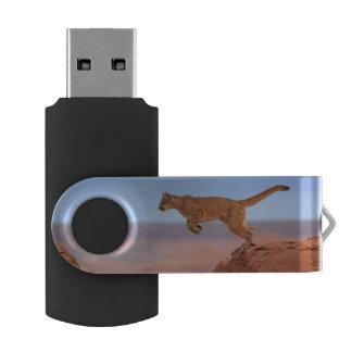 オオヤマネコ USBフラッシュドライブ