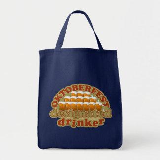 オクトーバーフェストのバッグ-スタイル及び色を選んで下さい トートバッグ