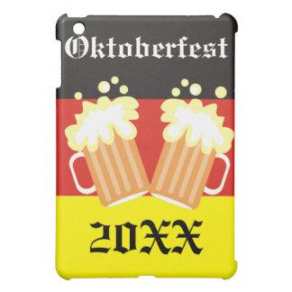 オクトーバーフェストビールジョッキ iPad MINIカバー
