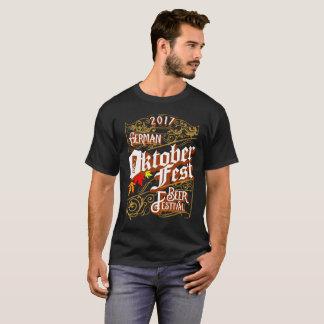 オクトーバーフェストビールフェスティバル2017年 Tシャツ