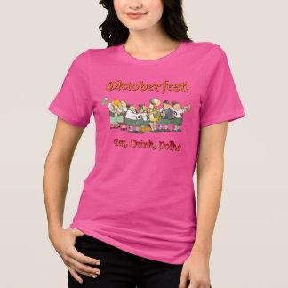 オクトーバーフェスト#1 Bella+キャンバスによって適合のジャージーのリラックスされるティー Tシャツ