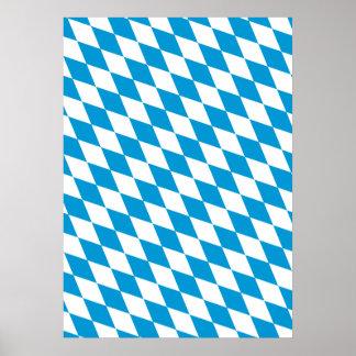 オクトーバーフェスト、Bayern色 ポスター