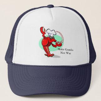オクラない戦争の帽子を作って下さい キャップ