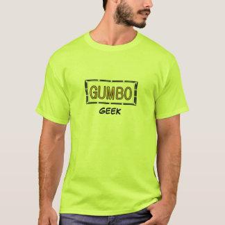 オクラのギーク Tシャツ