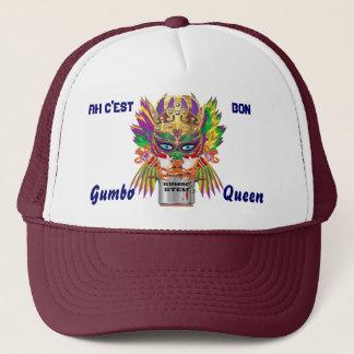 オクラの女王の謝肉祭はすべて眺めのヒントのスタイルを作ります キャップ