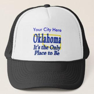 オクラホマそれはある唯一の場所です キャップ