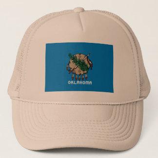 オクラホマのトラック運転手の帽子 キャップ