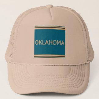 オクラホマのトラック運転手の帽子-帽子 キャップ