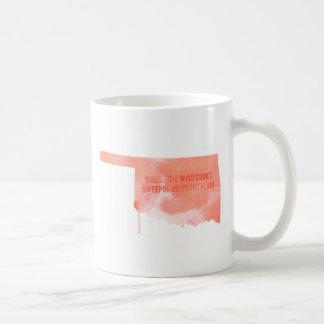 オクラホマのマグ コーヒーマグカップ