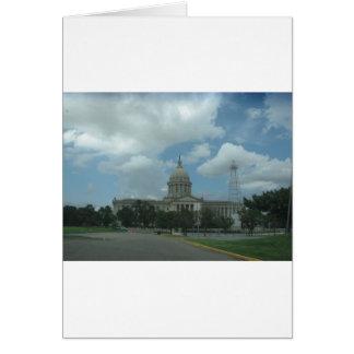 オクラホマの国家Capitail カード