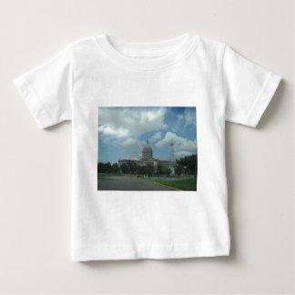 オクラホマの国家Capitail ベビーTシャツ