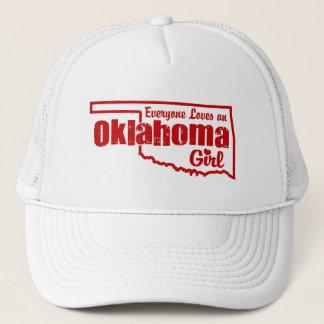 オクラホマの女の子 キャップ