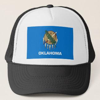 オクラホマの州の旗統一されたなアメリカ共和国の記号 キャップ