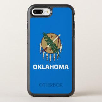 オクラホマの州の旗 オッターボックスシンメトリーiPhone 8 PLUS/7 PLUSケース