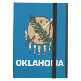 オクラホマの州の旗、米国とのPowis Ipadの場合 iPad Airケース
