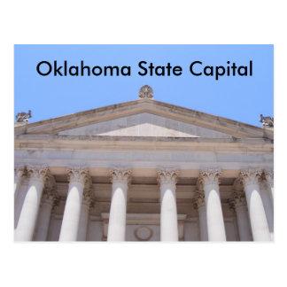 オクラホマの州都 ポストカード