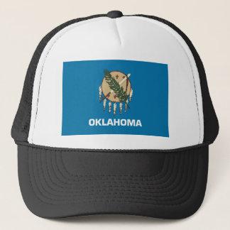 オクラホマの旗 キャップ
