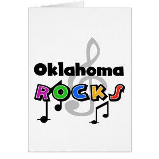 オクラホマの石 カード
