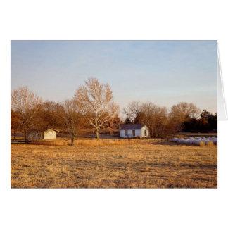 オクラホマの農場 カード
