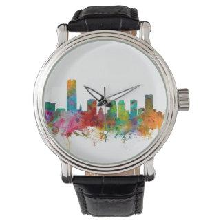 オクラホマシティーのスカイライン 腕時計