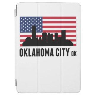 オクラホマシティーの良い米国旗 iPad AIR カバー