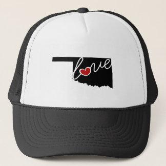 オクラホマ愛!  良い恋人のためのギフト キャップ