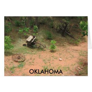 オクラホマ カード